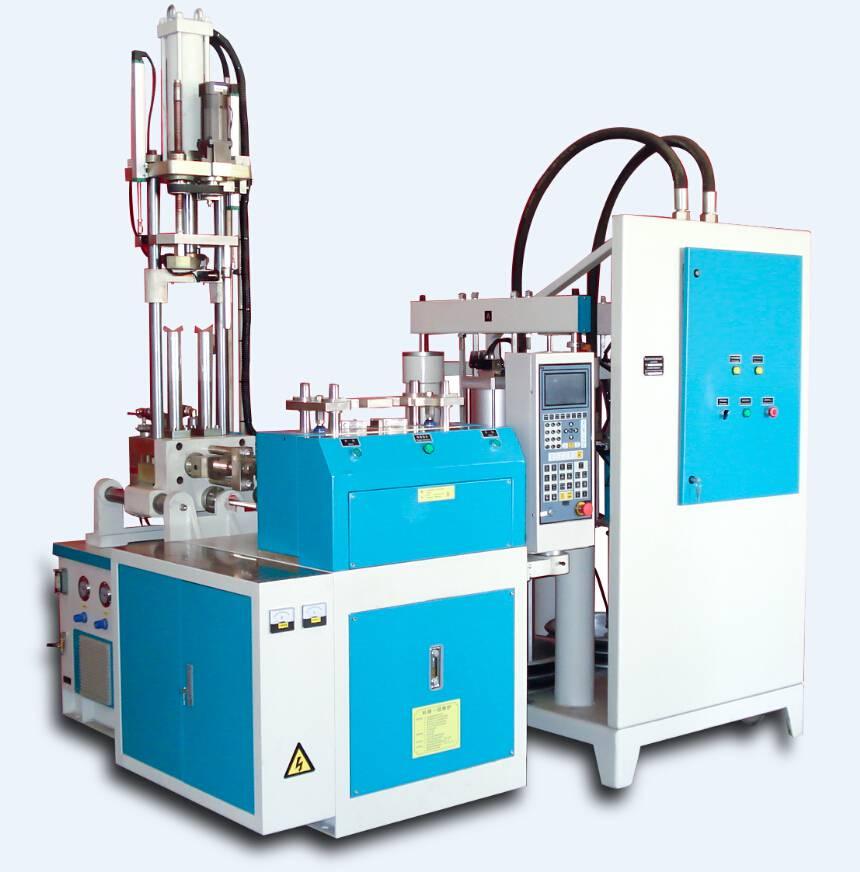 工业用胶辊注塑机成型机、打印机胶辊设备、液态胶辊供料机 规格:ROLLER-INJ